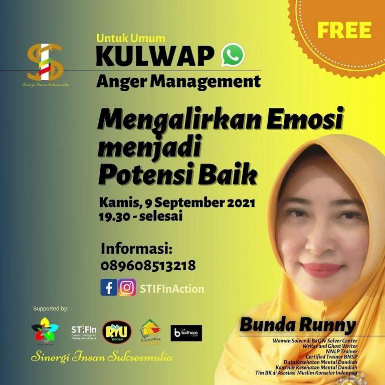 Kulwap Anger Management